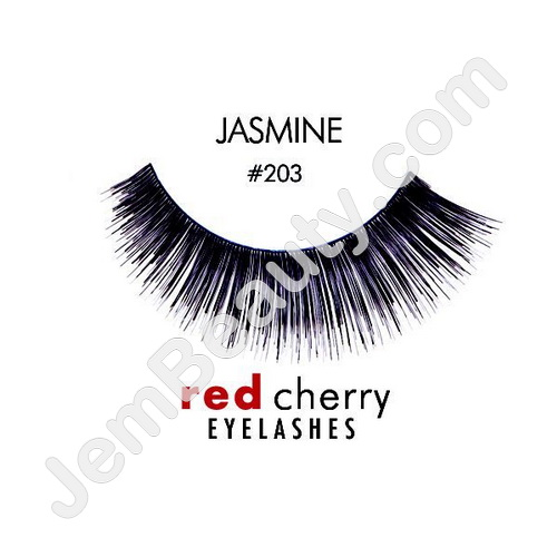 18d34d1116a Jem Beauty Supply: Red Cherry 3042 Red Cherry Lashes 203 Jasmine ...