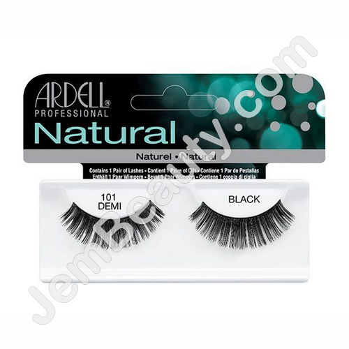 642817a3bab Jem Beauty Supply: Ardell Duo 8716 Ardell 101 Natural Demi, Eyelashes