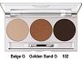 Kryolan Trio Smokey Beige Set