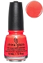 China Glaze Papa Don't Peach 14 ml