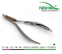 Cuticle Nippers D-06 Jaw 16