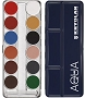 Aquacolor 12 Colors B Palette