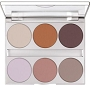 Dual Finish 6 Colors Silhouette Palette
