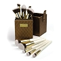 Luxe Brushes 11 pc Foxy Box