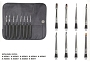 Ikonna Nail Art Brushes 8 pcs Set