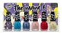 China Glaze The Mane 6 Mini 6/Pack