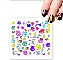 Nail Water Decal Care Bears 1 Sheet