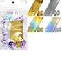Foil Transfer Gold & Silver 4/Pack