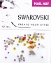 Swarovski Mixed Flame Fire Opal 52 pcs/Bag