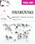 Swarovski Mixed Kite Crystal 56 pcs/Bag