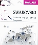 Swarovski Mixed Pear 56 pcs/Bag
