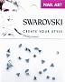Swarovski Mixed Mini Crystal 25 pcs/Bag
