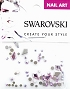 Swarovski Mixed Kite Light Rose 54 pcs/Bag