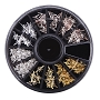 Metal Shapes Arrow Stars Mix Wheel
