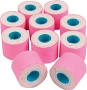 Q Buffers 3 Medium Pink 10/Pack