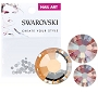 Swarovski Mixed DeLite Peach 70/Pack
