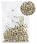 Rhinestones Multi Sz Light Sky 1000/Pack