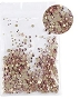 Rhinestones Multi Sz Powder 1000/Pack