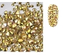 Rhinestones Multi Sz Yellow AB 1440/Pack