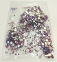 Rhinestones Multi Sz Blue Red 1440/Pack