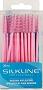 Mascara Applicators Pink 25/Pack