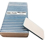 Pedicure Files Grit 60 WHT BLUE 25/Pack