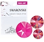 Swarovski Mixed Electric Pink 70/Pack
