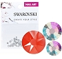 Swarovski Mixed Electric Orange 70/Pack