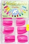 OmMe Tips Hot Pink 110/Box