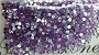 Rhinestones Light Purple 1440/Pack