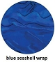 Art Club Seashell Wrap Blue
