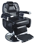 Chair Barber Round Base 31803