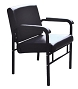 Chair Shampoo Black 2086