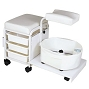 Tray Pedicure White 2305