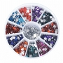 Berkeley Rhinestone Heart 1440/Wheel