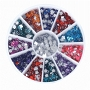 Berkeley Rhinestone Flower 1440/Wheel