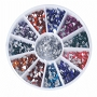 Berkeley Rhinestone Teardrop 1440/Wheel