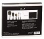 Cala 5pc Travel Brush w/Pouch Set