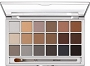 Kryolan Eye Shadow 18 Colors V3 Palette