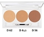 DC Camouflage Cream Trio DC2 Set