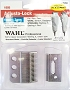 Wahl Adjusto-Lock Clipper Blade Set