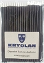 Kryolan Eyeliner Applicator 25/Pack