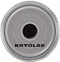 Kryolan Glitter Black 4 gm