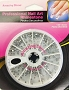 Amazing Shine Rhinestone Clear 600/Wheel