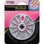 Amazing Shine Rhinestone Rain 600/Wheel