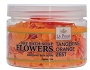 La Palm Soap Flowers Orange 12 oz