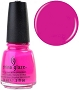China Glaze Purple Panic 15 ml