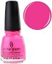 China Glaze Pink Voltage 15 ml