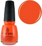 China Glaze Orange Knockout 14 ml