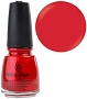 China Glaze Red Pearl 15 ml
